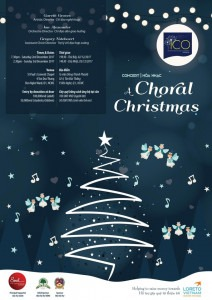 A Choral Christmas - The Note Bar - Gregory Notebaert's Composition