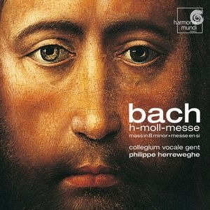 Agnus Dei - Mass in Bm - Andreas Scholl - Favourite Cover