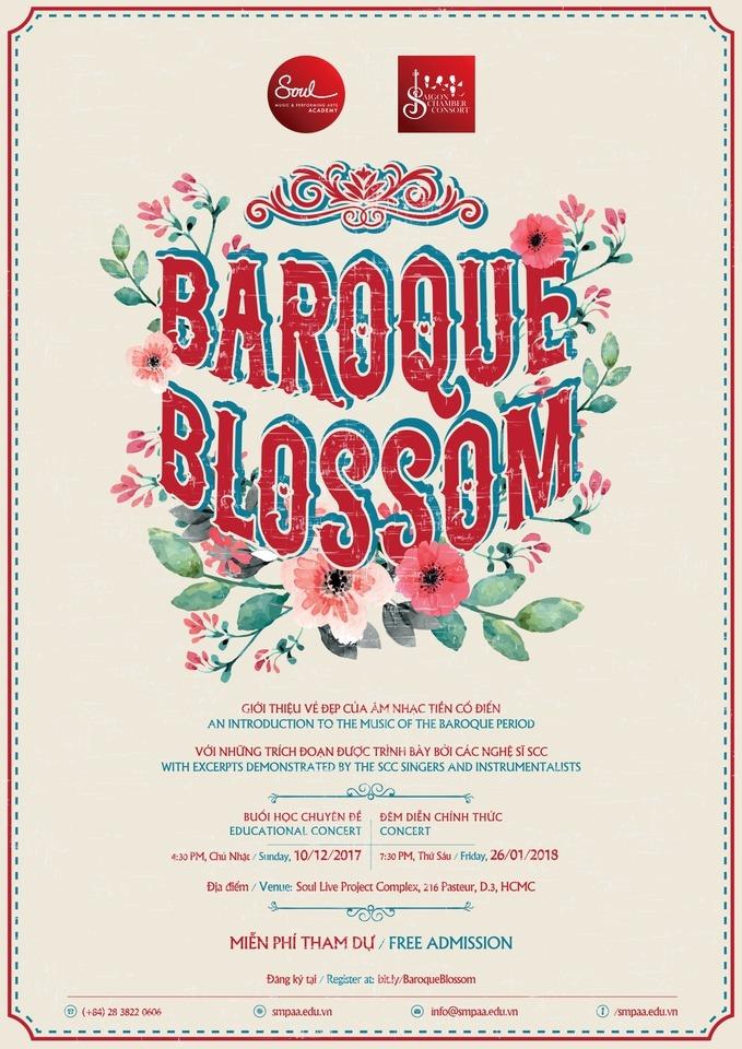 Baroque Blossom
