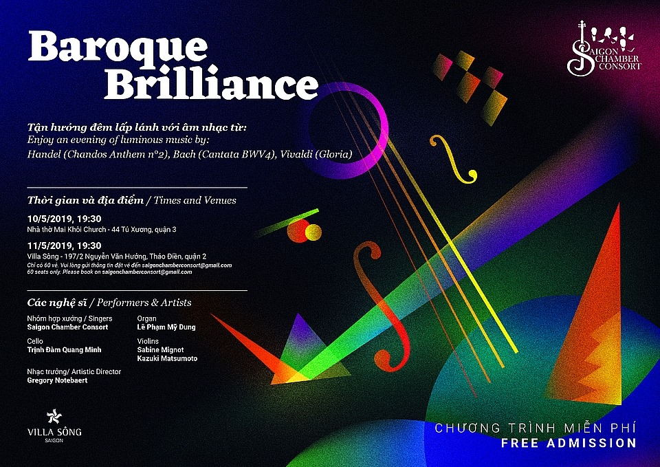 Baroque Brilliance - The Note Bar - Gregory Notebaert's Composition