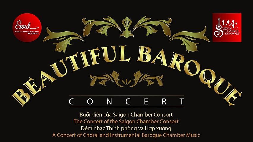 Beautiful Baroque - Jaquette de vidéo