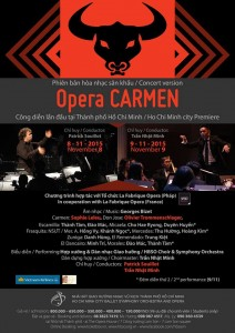 Carmen - The Note Bar - Gregory Notebaert's Composition