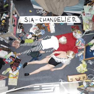 Chandelier - Sia - Jaquette de coup de cœur