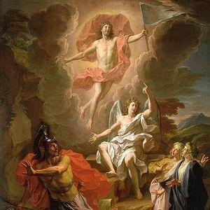 Oratorio de Pâques - Jean-Sébastien Bach - Jaquette de coup de cœur