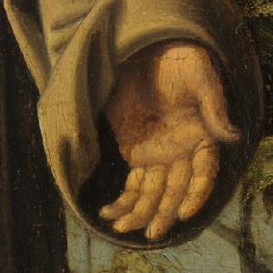 """Mass of Mercy - Kyrie """"Tu es venu réconcilier tous les hommes"""" - Score Cover"""