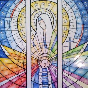 Debout à la droite du Seigneur - Psalm 44 - Score Cover