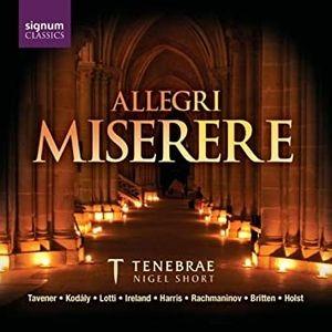 Miserere mei - Gregorio Allegri - Favourite Cover