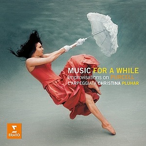 Music for a while - Christina Pluhar - Jaquette de coup de cœur