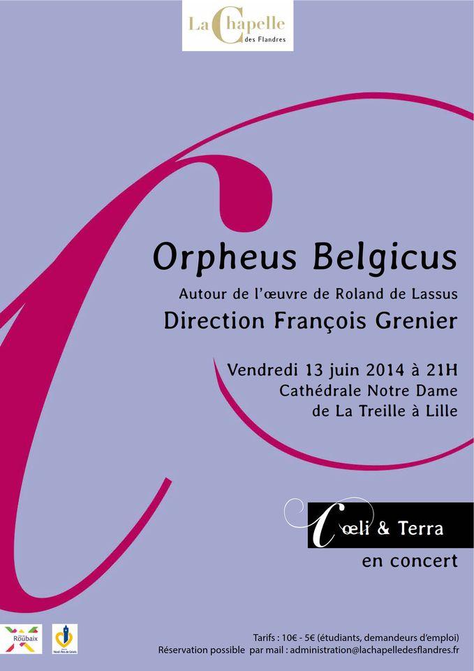 Orpheus Belgicus