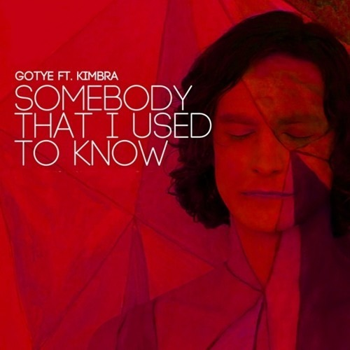 Somebody That I Used To Know - Gotye - Jaquette de coup de cœur