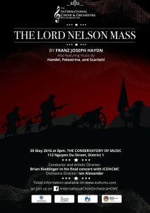 The Lord Nelson Mass - The Note Bar - Gregory Notebaert's Composition