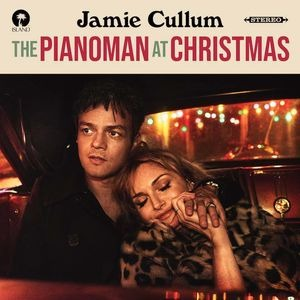 The Pianoman at Christmas - Jamie Cullum - Jaquette de coup de cœur