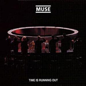 Time is Running Out - Muse - Jaquette de coup de cœur