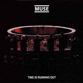 Time is Running Out - Muse - Jaquette de coup de cœur